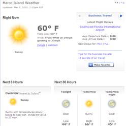 Marco Island weather